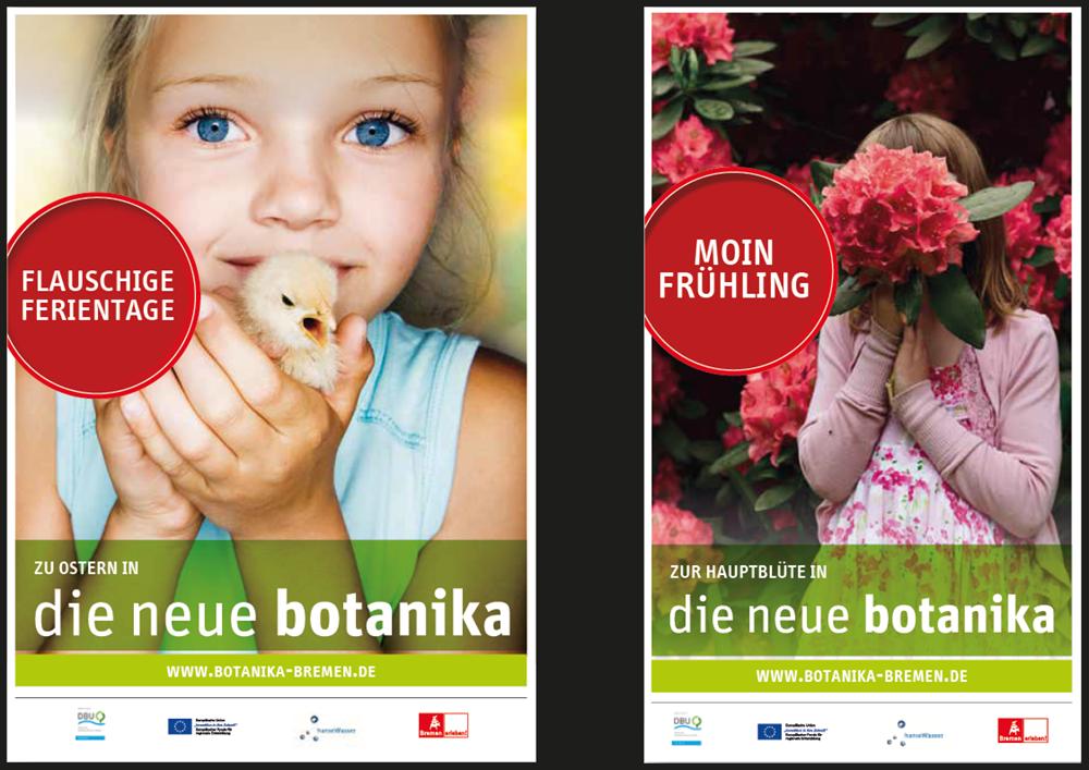 Kampagnen: Botanika